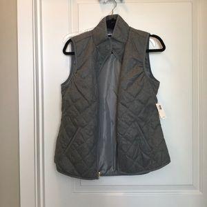 Jackets & Blazers - Grey vest